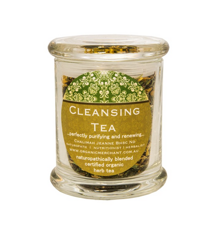 Cleansing Organic Tea - 80g