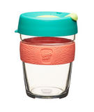 Keep Cup - Glass Reusable Cup 12oz - Assorted Colours