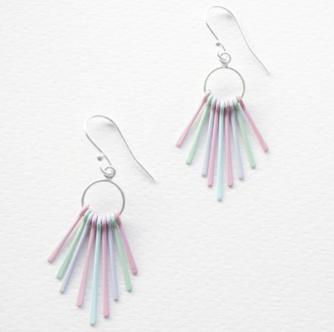 Pastel Goddess Earrings