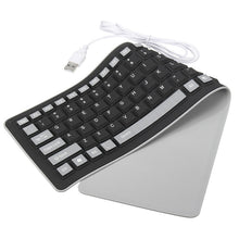 Foldable Waterproof Keyboard