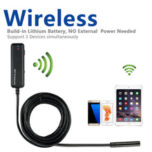 Wireless Waterproof HD Camera - WIFI Endoscope for Apple iOS and Android Phones