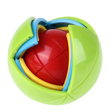 3D IQ Ball Puzzle