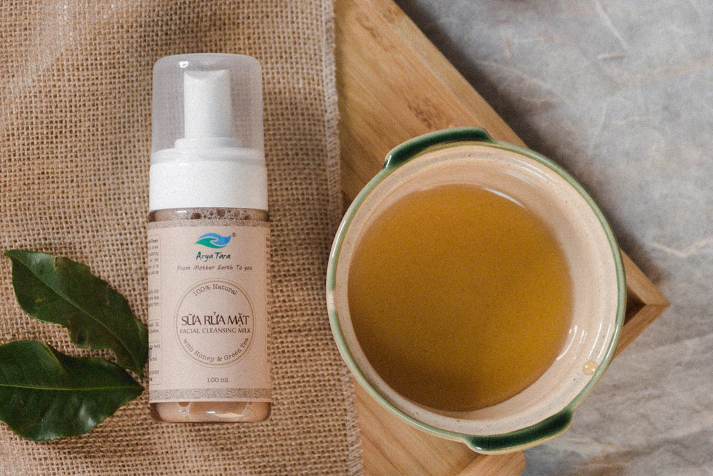 Sữa rửa mặt - All Natural Facial Cleansing Milk
