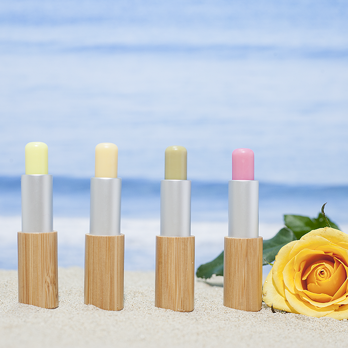 Son Dưỡng (Vỏ tre) - 100% Natural Colorless Lipbalm (Bamboo cover)