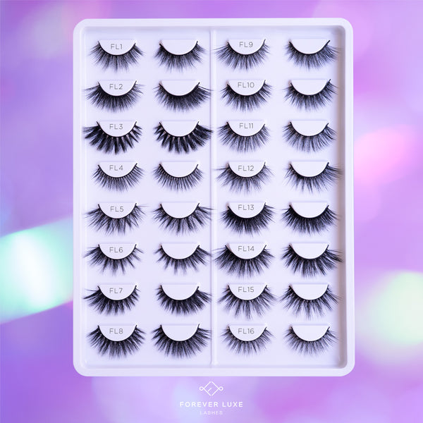 Forever Luxe Lash Book
