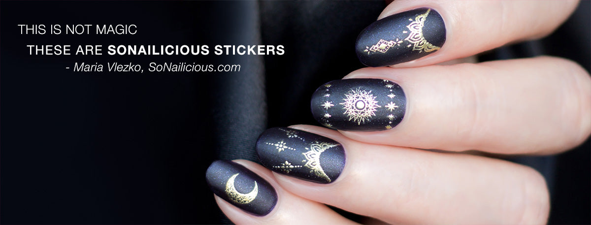 best nail stickers