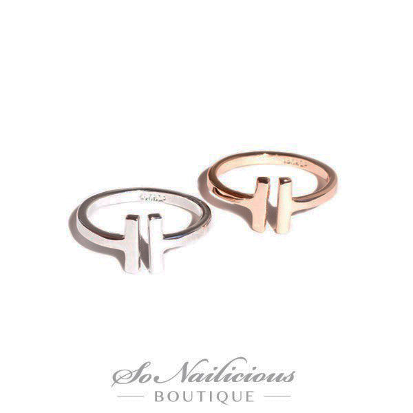 T-Bar Ring - ONLY 2 LEFT!