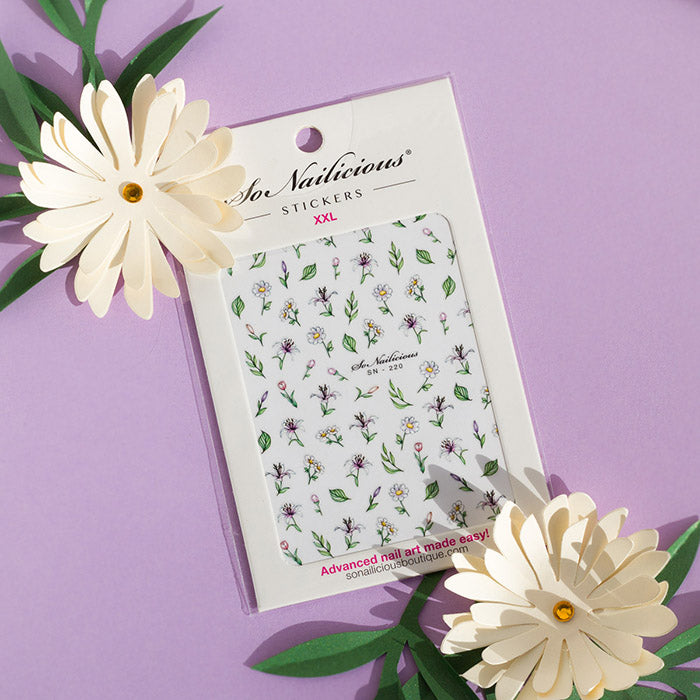 sonailicious lily stickers
