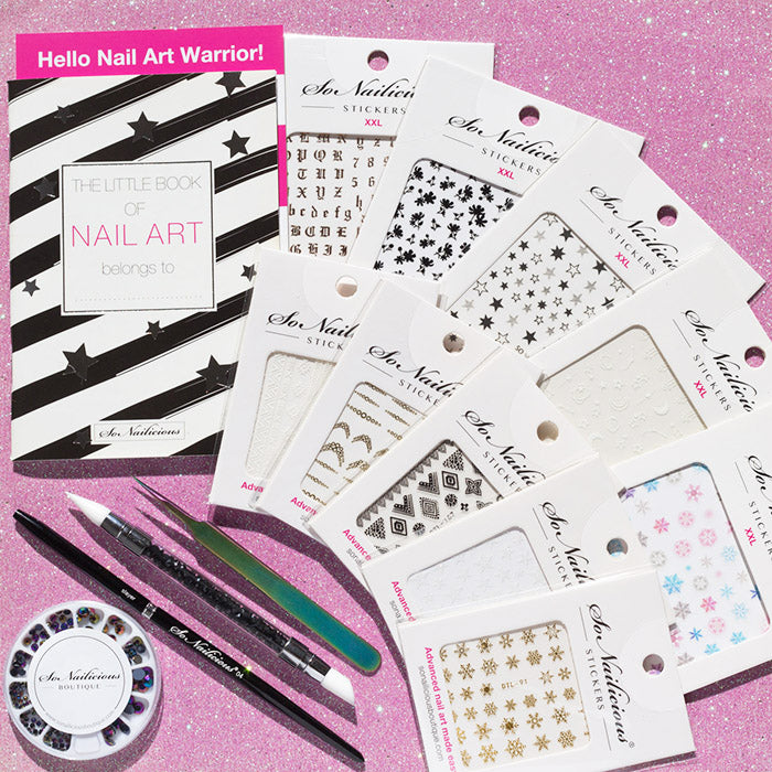 Fast & Flawless Nail Art Kit - SAVE $60