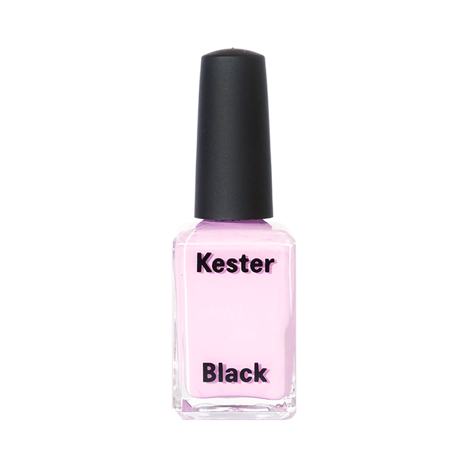 KESTER BLACK Fairy Floss, lavender nail polish