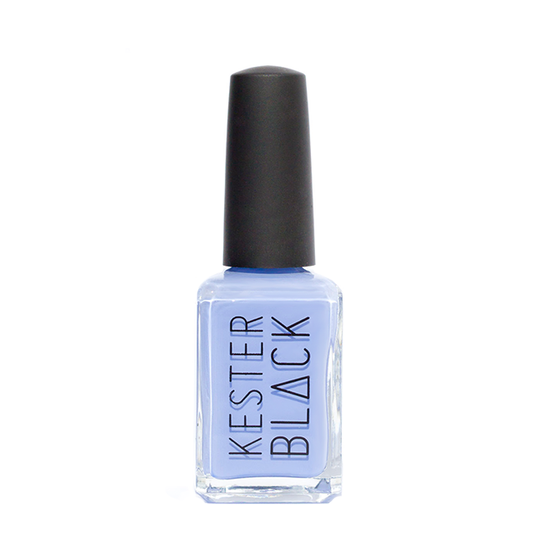 KESTER BLACK Aquarius, light purple nail polish