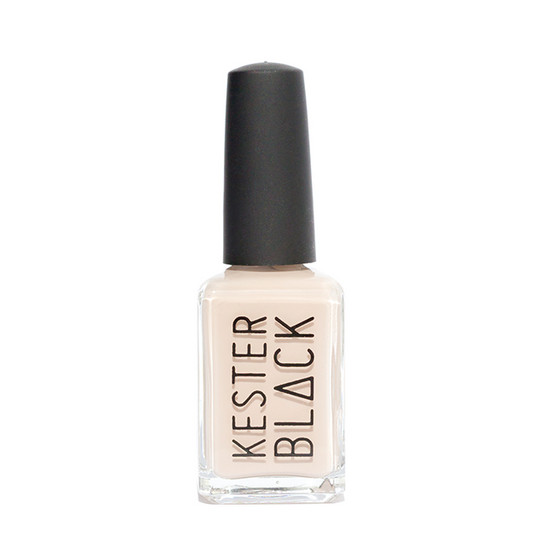 KESTER BLACK Buttercream, nude nail polish