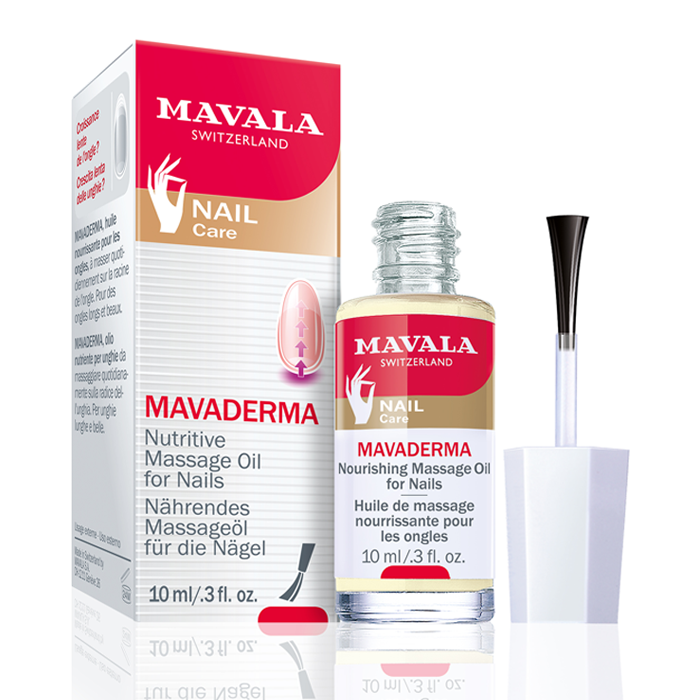 Mavaderma the best treatment to make nails grow faster