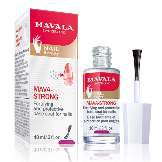 Mavala Mava-Strong fortifying nail strengthener