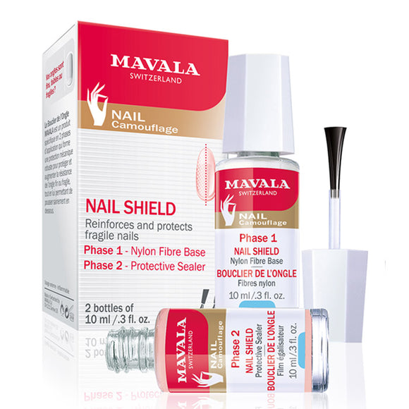 Mavala Nail Shield nail strengthening system