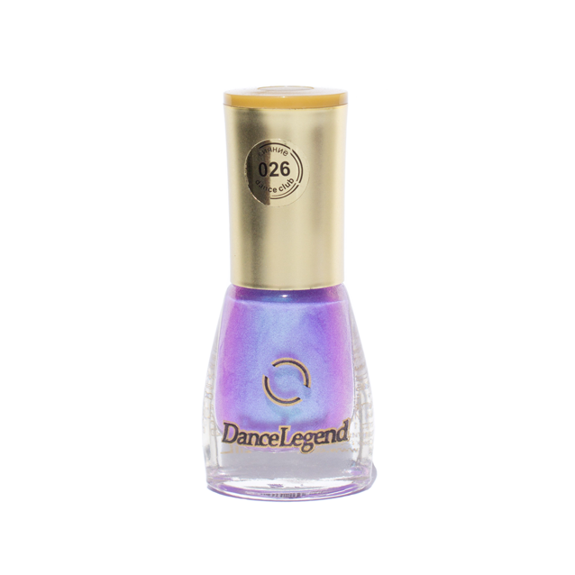 DANCE LEGEND 026 purple duochrome nail polish