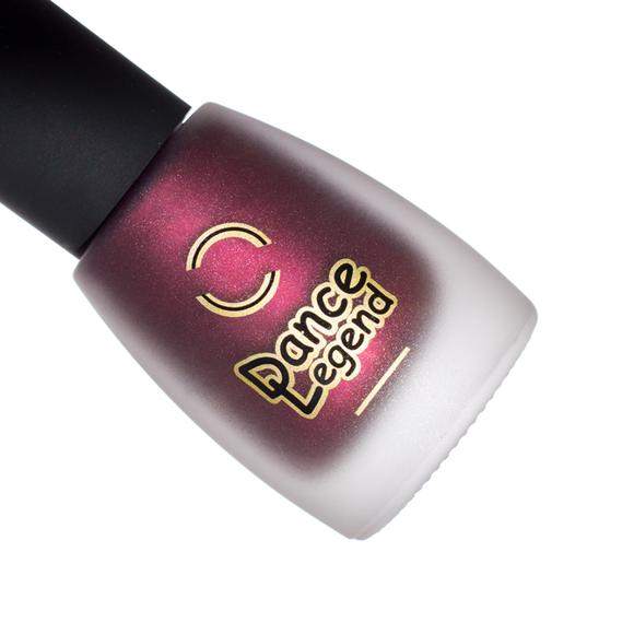 DANCE LEGEND 641 Dark Red Matte Nail Polish