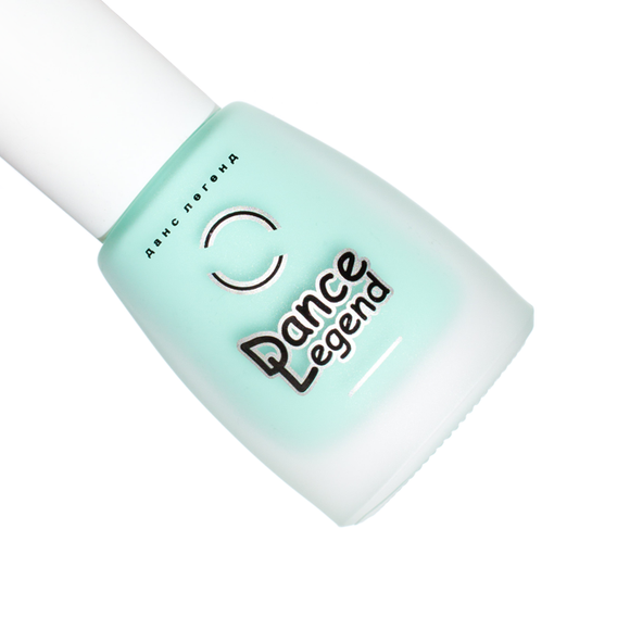 DANCE LEGEND 650 Green matte nail polish