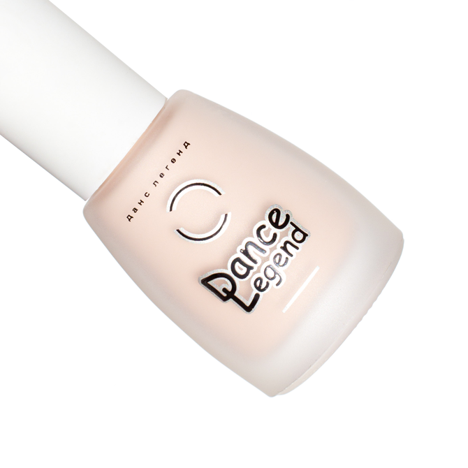 DANCE LEGEND 652 Beige matte polish