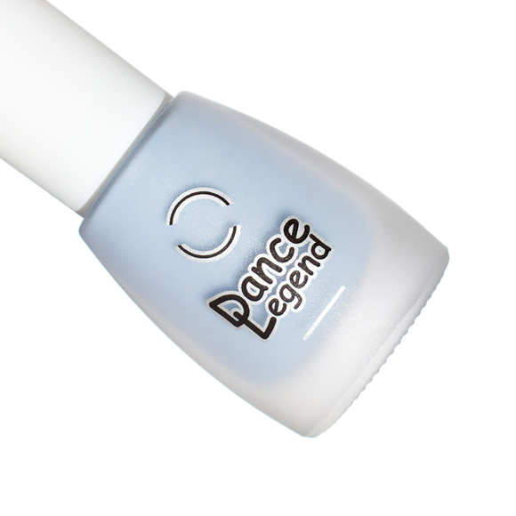 Dance Legend 655, grey matte nail polish