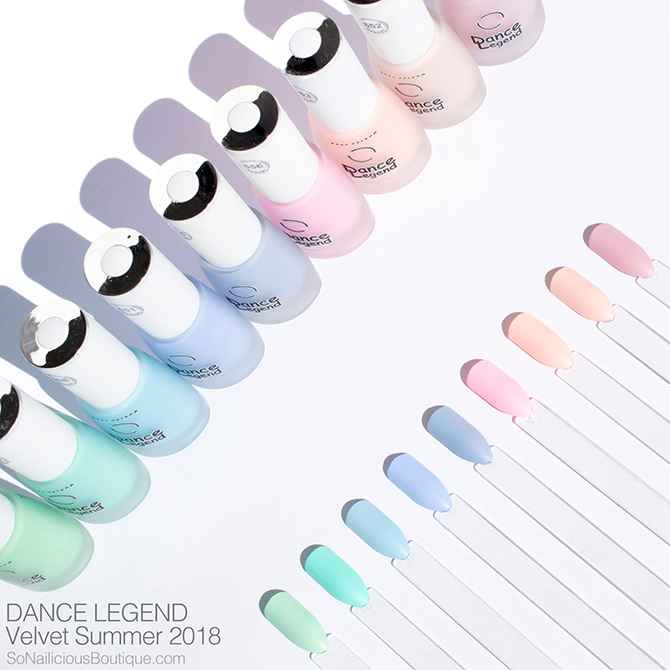 Buy Dance Legend matte nail polish
