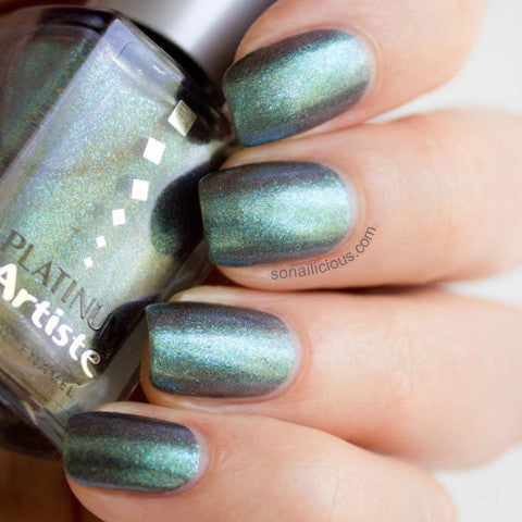 PLATINUM POLISH Emerald