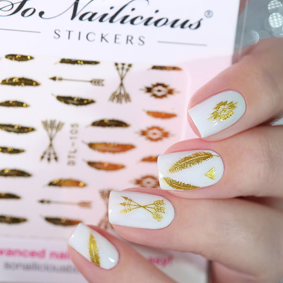 Festival Nail Stickers