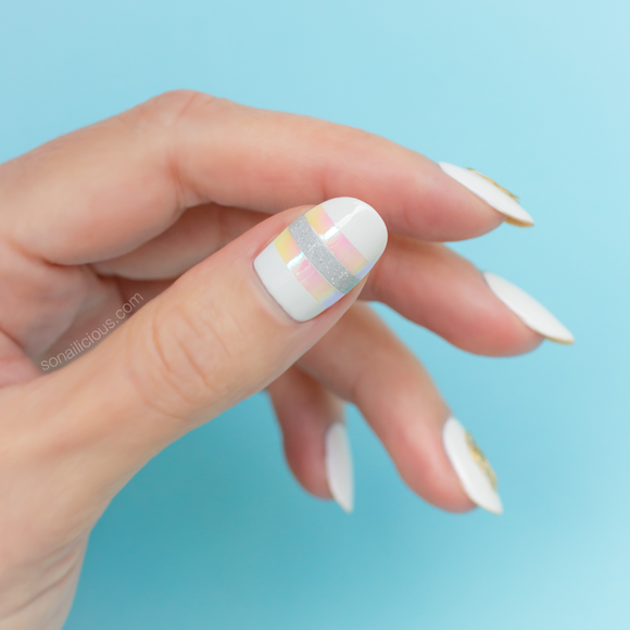 Aurora Nail Art Striping Tape - BACK IN STOCK!