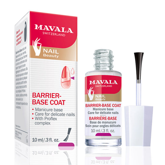 Mavala Barrier Base Coat for sensitive nails