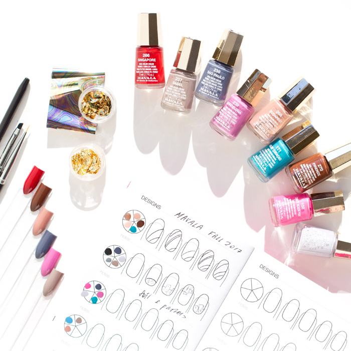 The Little Book Of Nail Art
