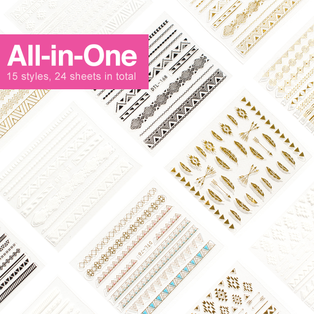 All-In-One Sticker Set - SAVE $35!