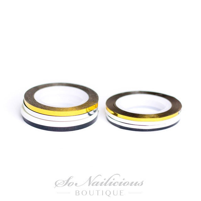 Nail Art Striping Tape Extra Wide 4 Colours Sonailicious Boutique
