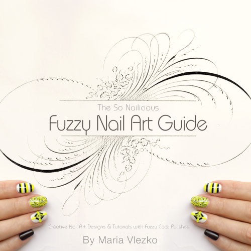 Nail art tutorials book