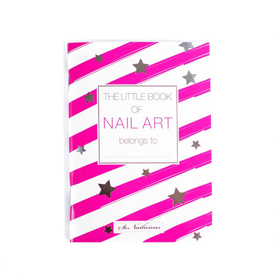 The Little Book Of Nail Art - Oval Nails
