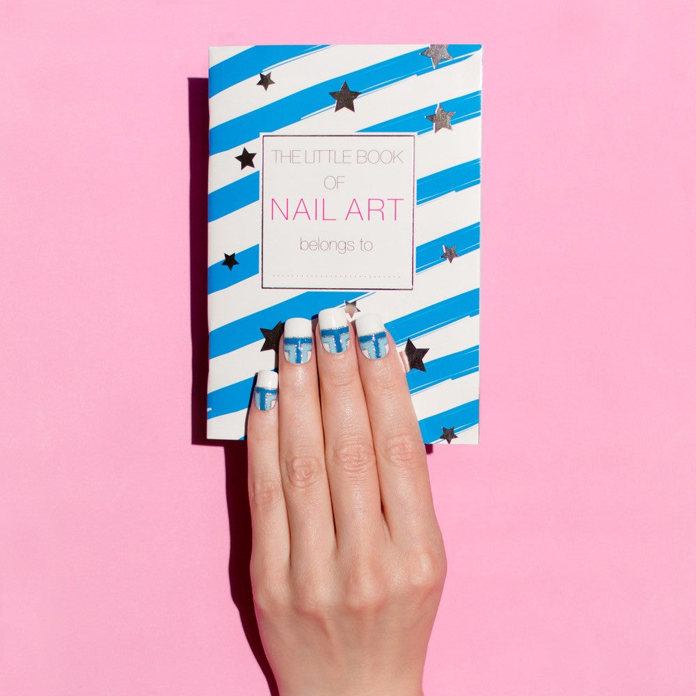 Nail Art Book - Square nails