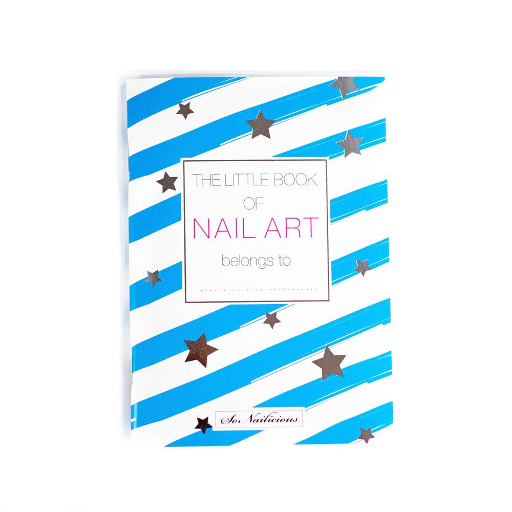 The Little Book Of Nail Art for Square Nails