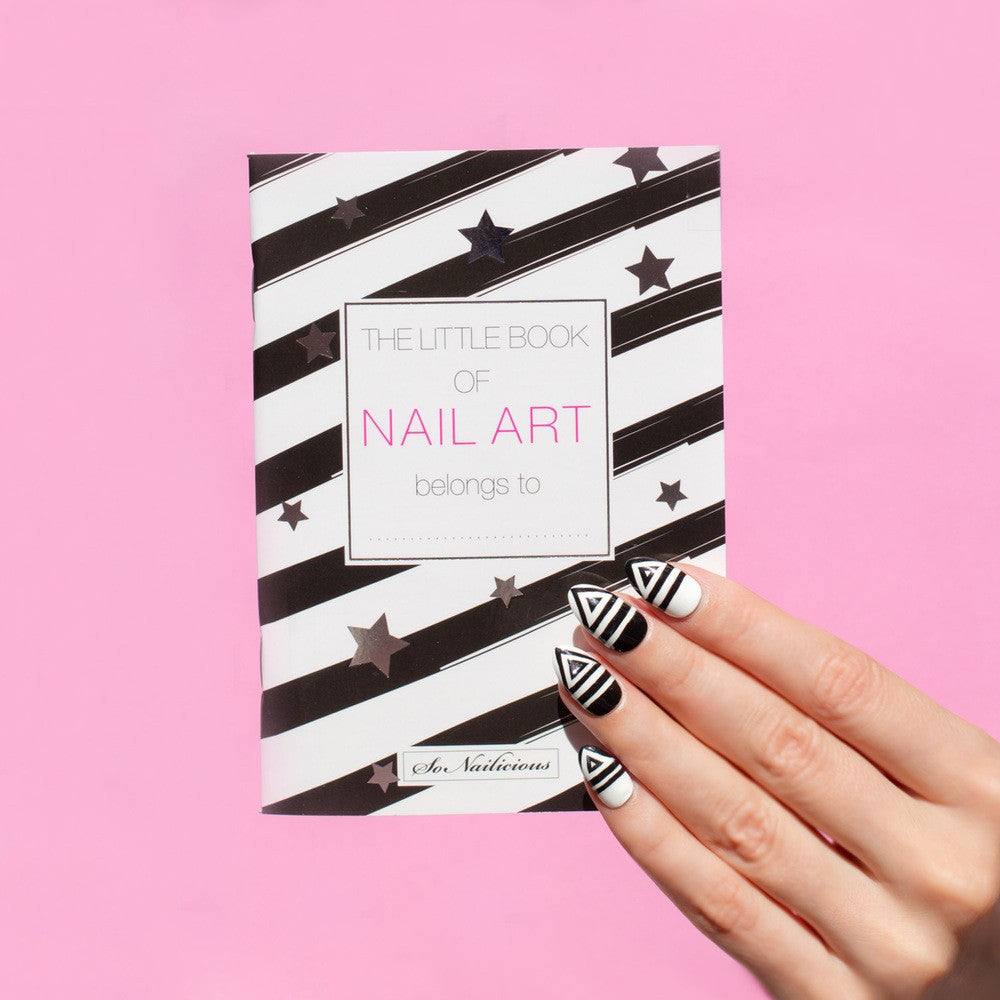 Nail Art Book - Stiletto nails