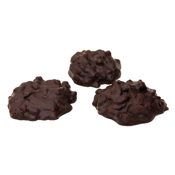 Dark Chocolate Cashew Cluster - Jackie's Chocolate