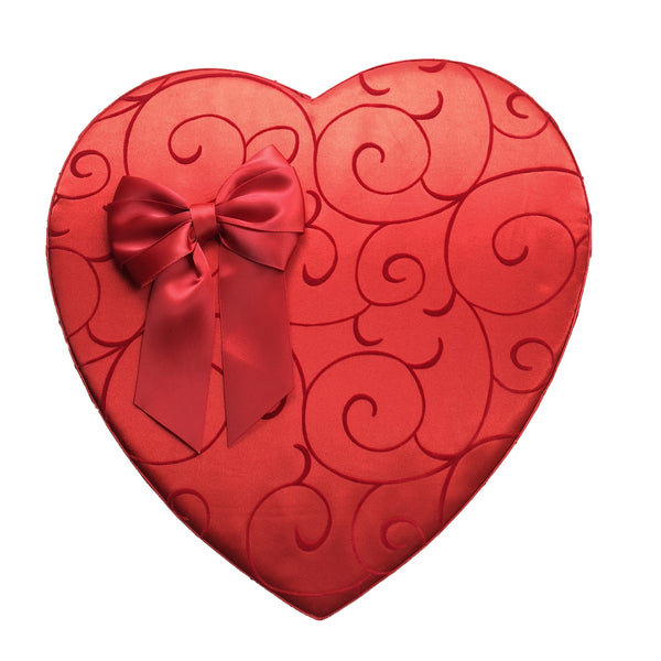 Heart of Chocolate Gift Box (2 lb) - Jackie's Chocolate