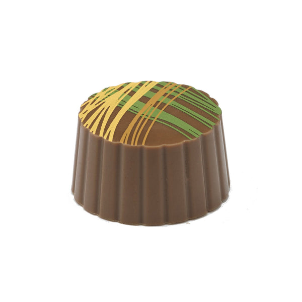 Milk Chocolate Hazelnut Truffle - Jackie's Chocolate (1335723720739)