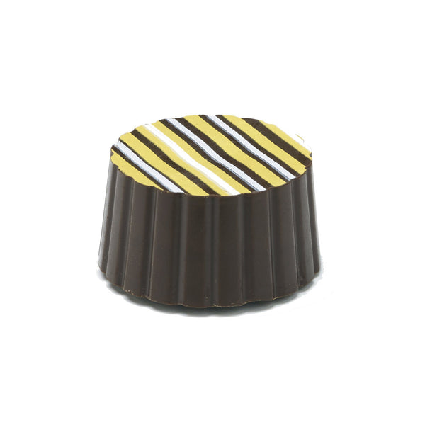 Dark Chocolate Lemon Truffle - Jackie's Chocolate (1802538680355)