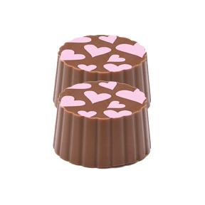 Heart Milk Chocolate Champagne Truffle - Jackie's Chocolate (1519577563171)