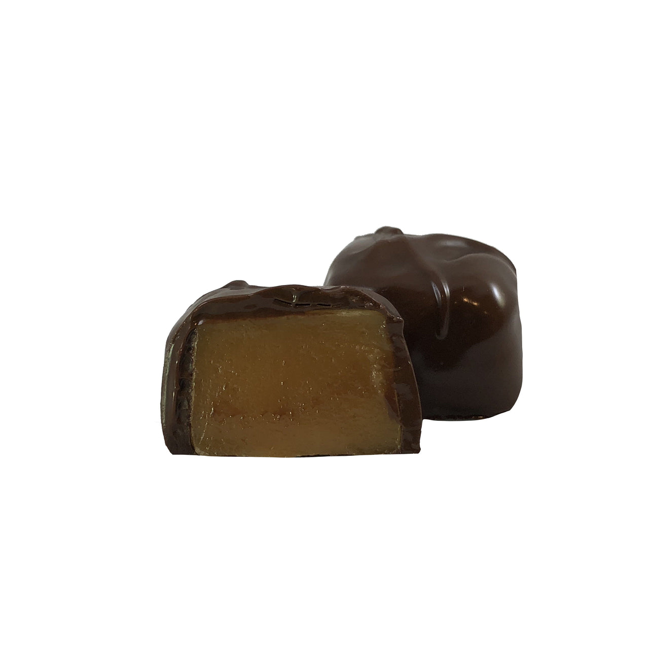 Dark Chocolate Bourbon Caramel - Jackie's Chocolate