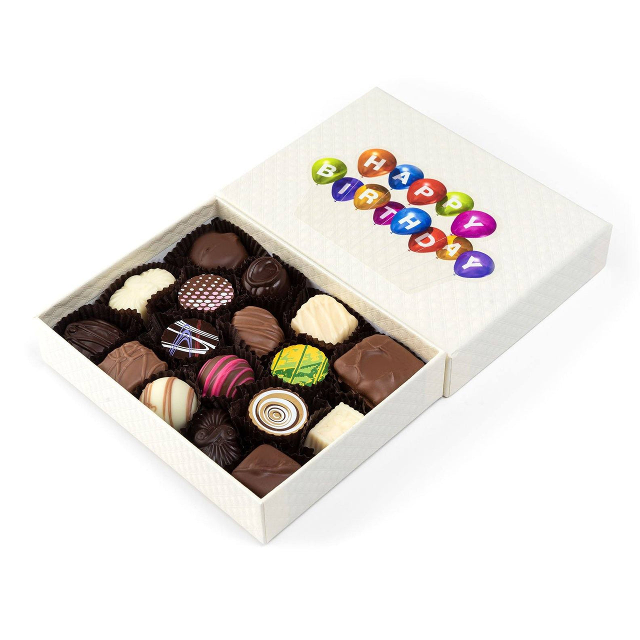 SUGAR FREE Happy Birthday Chocolate Gift Box (4563920814195)