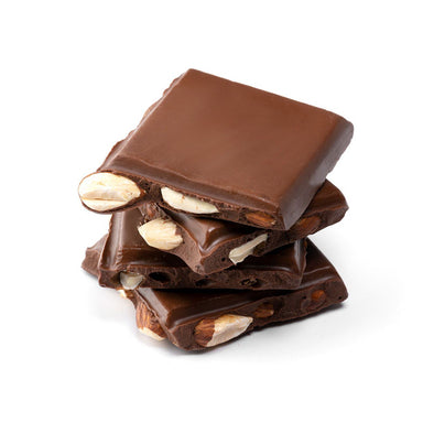 No Sugar Added Milk Chocolate Almond Bark (516440948771)
