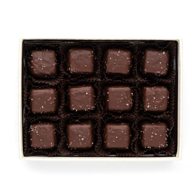 Sugar Free Milk Chocolate Caramel with Sea Salt (516435214371)