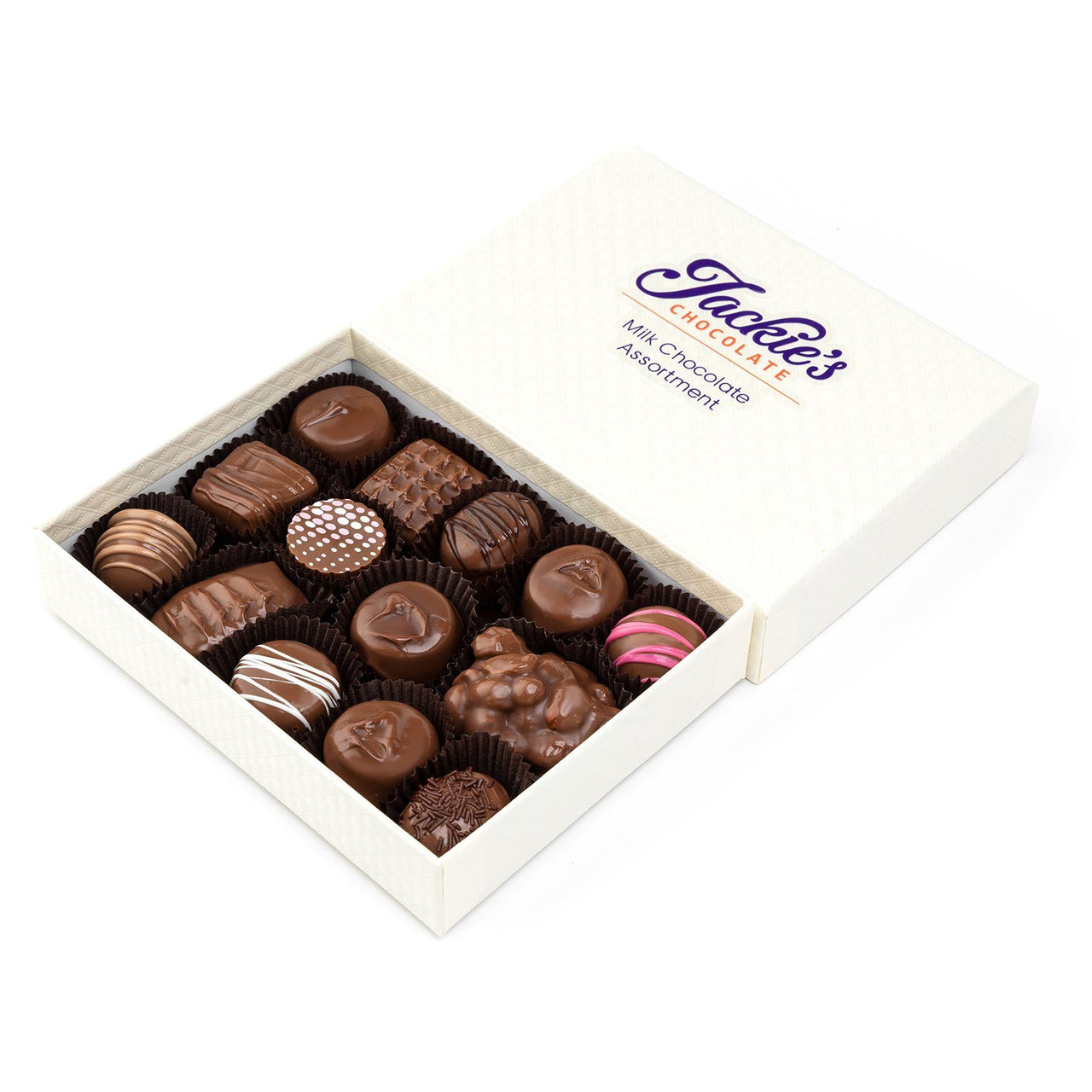 Sugar Free Milk Chocolate Assortment (1558603366435)