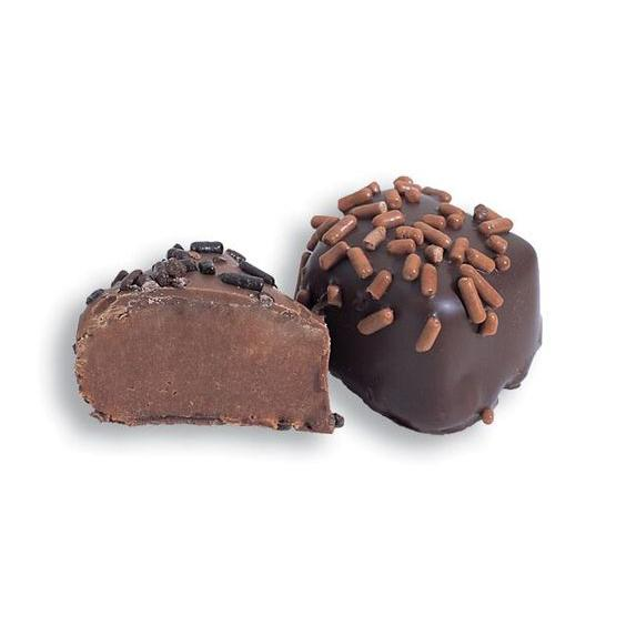 Milk Chocolate Fudge Meltaway - Jackie's Chocolate