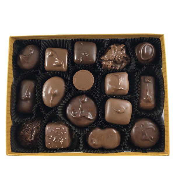 No Sugar Added Assorted Chocolates - Jackie's Chocolate