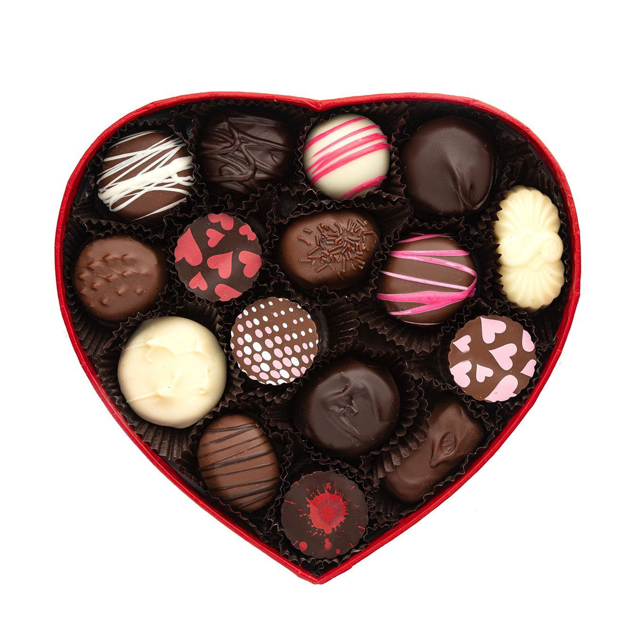 Valentine Heart Chocolate Assortment (4392217739379) (4654196916339) (4657900486771)